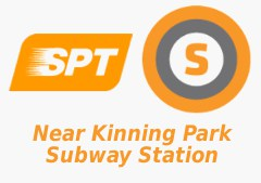 Kinning Park Subway Station